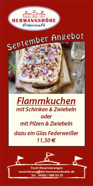 Sept flammkuchenFruhstuck